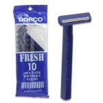 Dorco Disposable Twin Blade Razor 10-pack