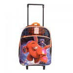 Disney Big Hero 6 Backpack with Wheels - 12