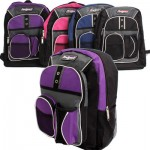 ProSport Backpack with 3 Front Pockets - 17