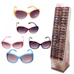 Ladies' Large Sunglasses Display - Asst
