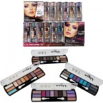 LA Colors Day to Night Eye Shadow Display - Asst