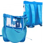 TOTE wRACKET HLDR K.SWISS BLUE