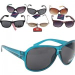 Ladies' Branded Sunglasses - Asst