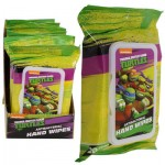 Ninja Turtles Anti-Bacterial Hand Wipes 20ct