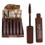 Klean Color Frameous Brows Brown Black Mascara