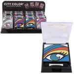 City Color Sculptured Eye Shadow Palette - Asst