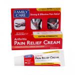 Family Care Arthritis Pain Relief Cream - 0.5oz