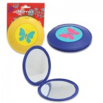 Round Dual Sided Mirror - Assorted  4