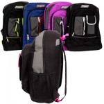 ProSport Backpack with 3 Front Pockets -Asst  17