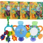 Nuby Soothing Teether and Play Set - Asst
