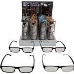 READING GLASSES  MENS ASTD