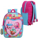 BACKPACK LRG SHOPKINS CORDURA