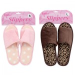 Ladies' Slippers - Assorted