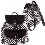 Brooklyn Bound Mini Zebra Backpack - 10