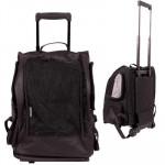 Oxgord Pet Rolling Backpack - 19