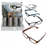 READING GLASSES G-SPORTS ASST