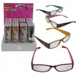 READING GLASSES ELECTRO MULTIC