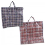Extra Large Striped Shopping Bag - Asst  27.5