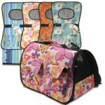 Fabric Pet Carrier - 9.5
