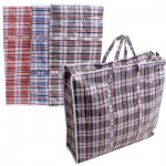 Striped Shopping Bag - Assorted  23.5