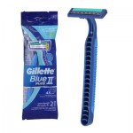Gillette Blue II Plus Razor 2-pack