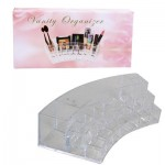 Cosmetic Organizer - Clear  11