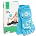 Echo Fitness Yoga Socks