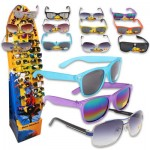 Surf Style Sunglasses on Floor Display - Assorted