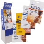 Pain Therapy Floor Display - Assorted