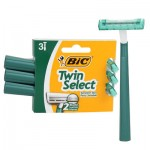 BiC Twin Blade Razor 3-pack- Sensitive Skin