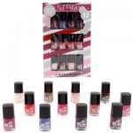 Assorted Color Nail Polish 12-pack - 6.2ml
