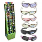 Kids' Sunglasses Display - Asst