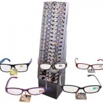 Solid Colored Reading Glasses Display - Asst