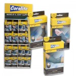Coralite Joint Support Floor Display - Assorted