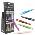 The Creme Shop Tweezer Display - Assorted