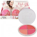 She Makeup Blush Display - Asst