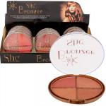 She Makeup Bronzer Display - Assorted