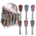 Glitzy Hair Brush Display - Assorted Styles