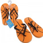 Hip Flops Boys' Basketball Flip Flops - Asst sizes