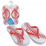 Boys' Baseball Flip Flops - Assorted sizes