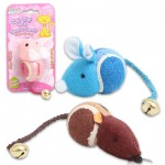 Cat Toy with Tennis Tummy - Asst  3.25