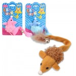 PET TOY MOUSEwLNG TAIL&BELL