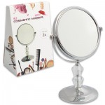 Beauty Essential Cosmetic Mirror with Stand -6.25