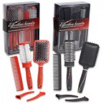 Effortless Beauty Brush 5-piece Set - Assorted