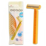Dorco Twin Blade Disposable Razor 10-pack