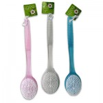 Solid Colored Bath Brush - Asst  14