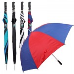 Weather Zone Jumbo Golf Umbrella - Asst  58