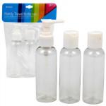 Beauty Essential Handy Travel Bottle Kit