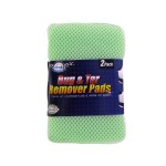 Bug and tar remover sponges