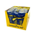 Goodyear Detail Dry Wipes Countertop Display
